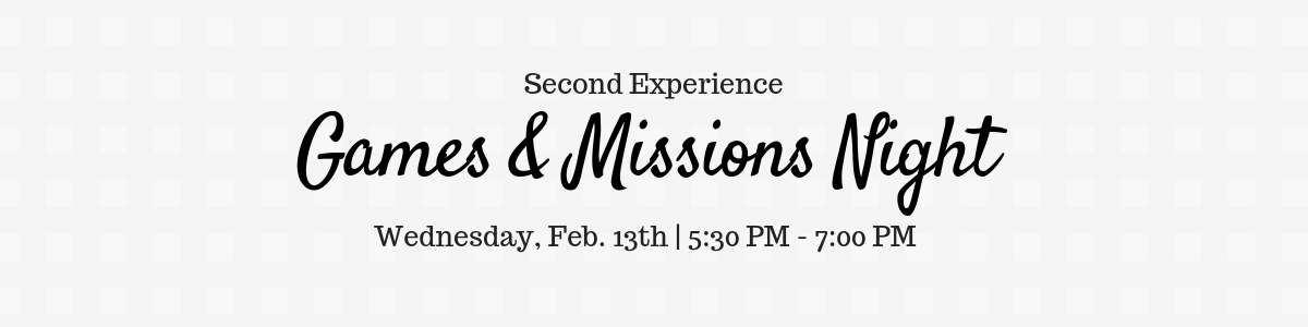 2pres – games mission night